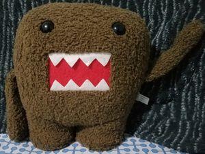 """Domo Brown 9"""" Poseable Plush Stuffed Animal for Sale in Renton, WA"""