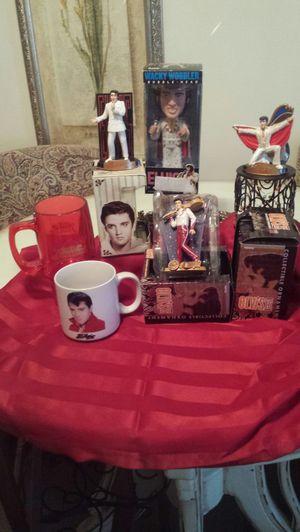 Elvis memorabilia for Sale in Fort Smith, AR