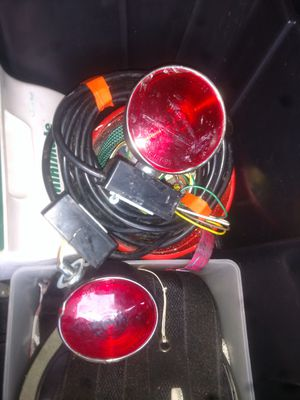 Utility Brake lights for towing cars or trailers. for Sale in Buckley, WA
