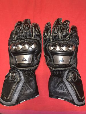 Dainese Full Metal 6 Gloves Large for Sale in Burbank, CA