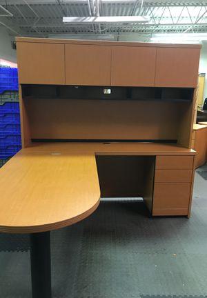 Work Station Computer Desk for Sale in Herndon, VA