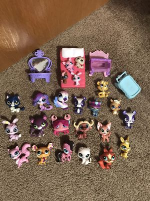 Littlest pet shop collection for Sale in Vancouver, WA