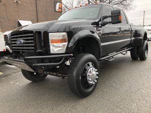 2008 Ford F-350 Super Duty XLT 4dr Crew Cab 4WD SB DRW for Sale in Beltsville, MD