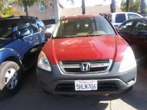 2004 Honda CRV for Sale in Escondido, CA