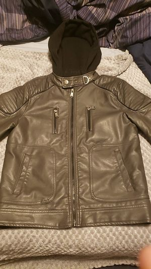Brand new boys Urban Republic leather jacket for Sale in Smyrna, TN