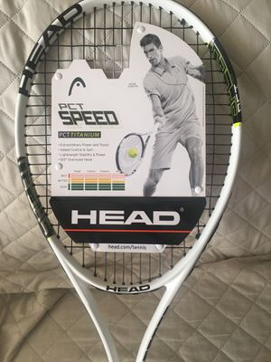 Tennis racquet - New for Sale in El Paso, TX