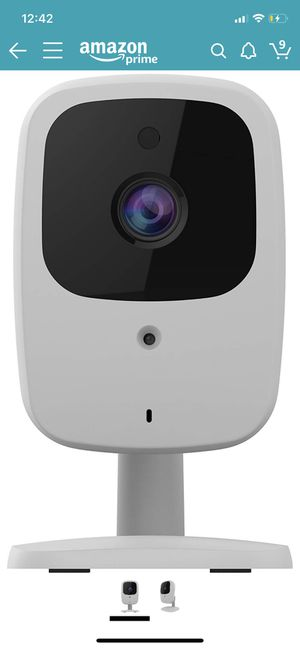 Schlage Nexia Wireless Indoor Camera WCW 200 for Sale in Los Angeles, CA