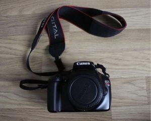 EOS Rebel T3 SLR Camera for Sale in Poway, CA