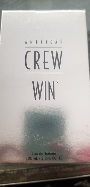 American crew win 3.3fl. Oz fragrance for Sale in Compton, CA