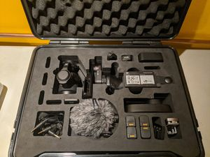 DJI OSMO RAW Zenmuse X5R 4K RAW + extras as is for Sale in Queens, NY