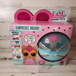 L.O.L Supreme Neon Kitty Biggie Pet for Sale in Detroit, MI