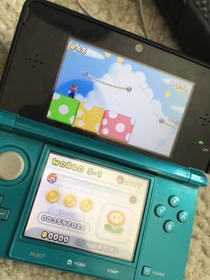 Nintendo 3DS Launch Edition from 2011, New Super Mario Bros. 2 Included for Sale in Columbia, MD