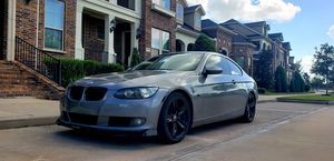 2007 BMW 3 Series 335i 3.0 Twin Turbo with Leather and sunroof clean title for Sale in Sugar Land, TX