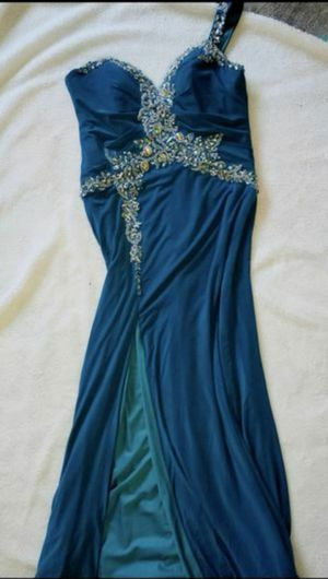 Long Teal Dress 👗 for Sale in Compton, CA