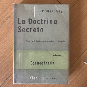 La Doctrina Secreta - 6 Tomos - H P Blavatsky for Sale in Plantation, FL