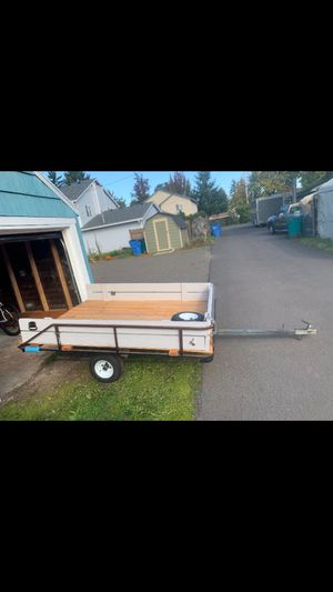 Trailer 7.5x5.5 for Sale in Vancouver, WA