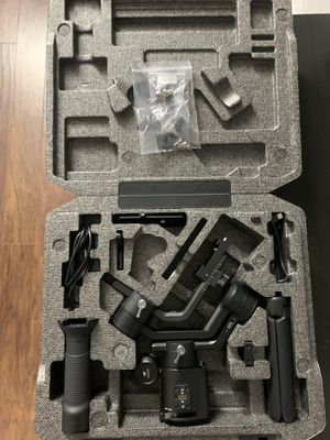 DJI RONIN SC STABILIZER WITH FOCUS WHEEL for Sale in Hoffman Estates, IL