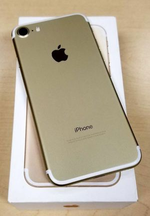 "iPhone 7 32GB FACTORY UNLOCKED"" Like new with warranty for Sale in Silver Spring, MD"