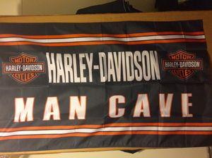 Harley Davidson 3x5 ft banners for Sale in Jacksonville, FL