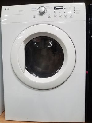 WHITE LG GAS DRYER🏡WE DELIVER SAME DAY!!- for Sale in Dana Point, CA