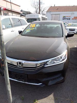 2016 Honda accord for Sale in Modesto, CA