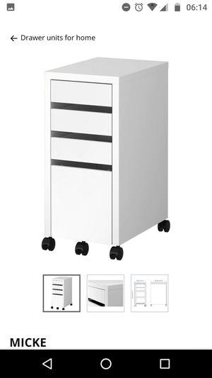 New white drawer for Sale in Falls Church, VA