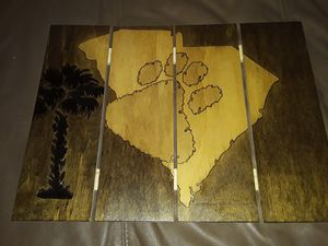 Handcrafted woodburnings for Sale in Columbia, SC