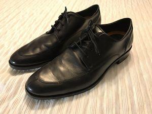 Cole Haan men's split toe oxford black shoes 10M for Sale in Tampa, FL