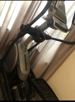 nordictrack e 7.5i elliptical for Sale in Long Beach, CA