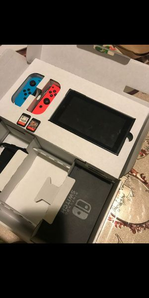 Nintendo switch shipping only for Sale in Amlin, OH