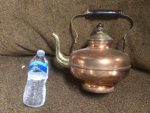 Antique copper teapot for Sale in Whittier, CA