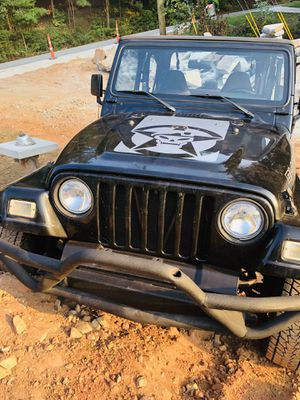 1999 Jeep Wrangler for Sale in Roswell, GA