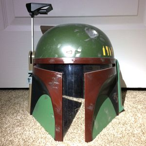 Star Wars Vintage Boba Fett Helmet Costume Cosplay Mask for Sale in Concord, CA