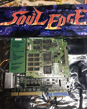 Tested working Namco Soul Edge Arcade game PCB for Sale in Bowie, MD