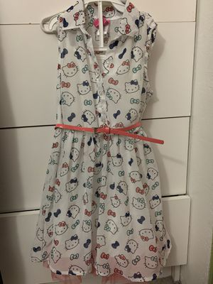 Hello kitty dress for Sale in Livermore, CA