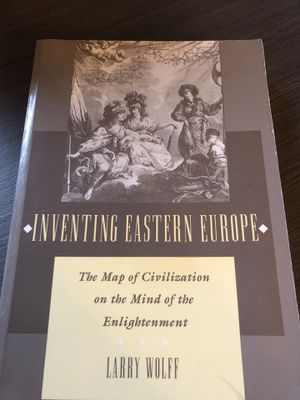 Inventing Eastern Europe for Sale in Washington, DC