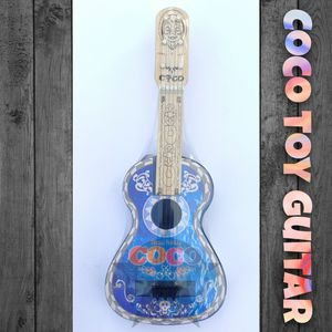 """20"""" Coco Blue Kids Toy Guitar for Sale in Corona, CA"""