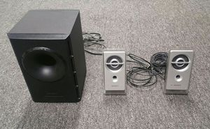 Sony 2.1 Channel Speaker System for Sale in Redwood City, CA