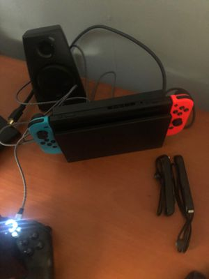 Nintendo switch V1 for Sale in Bridgeport, CT