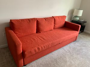 IKEA convertable futon , almost new condition for Sale in East Rutherford, NJ