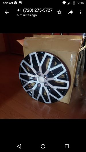Wheel cups for Sale in Arvada, CO