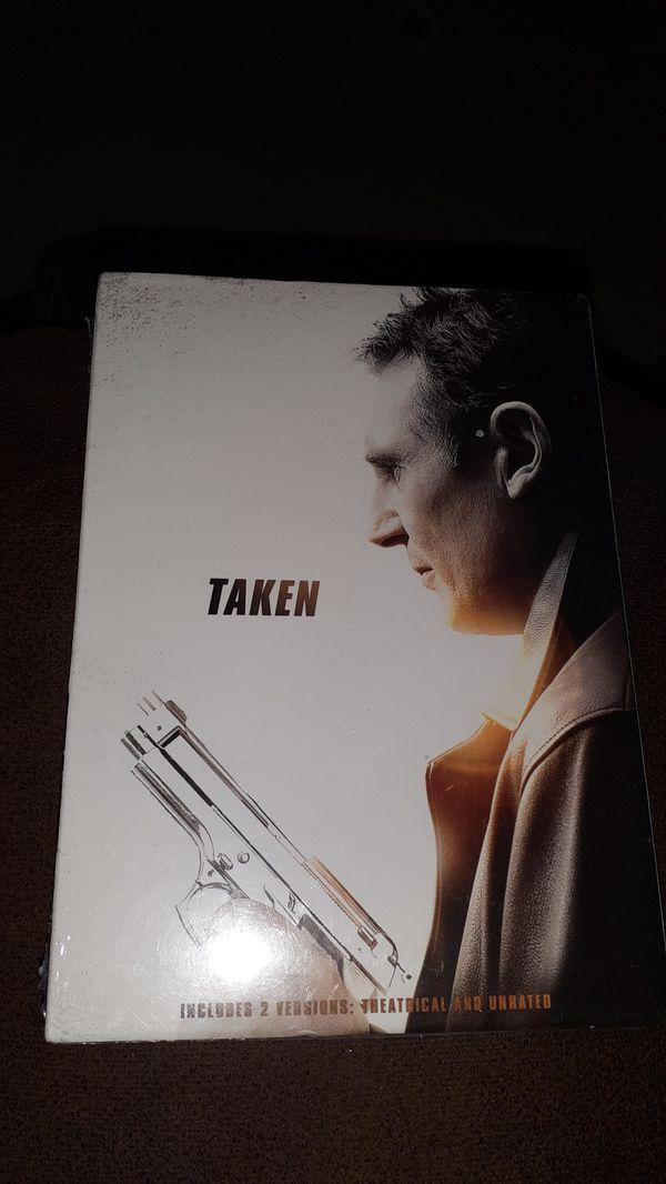 BRAND NEW Taken movie