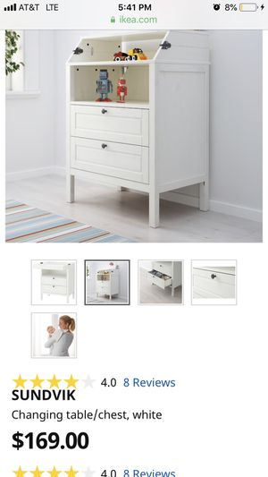 Changing table for Sale in Mesquite, TX
