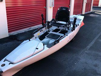 Hobie Pro Angler 14 Kayak for Sale in Fort Myers,  FL