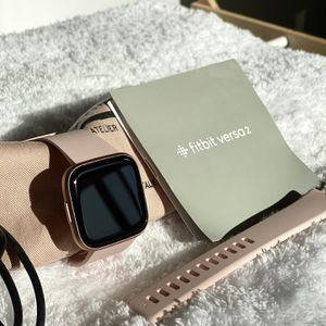 Fitbit Versa 2 Rose for Sale in Los Angeles, CA