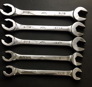 Mac Tools Line Wrench Set for Sale in Arlington, TX