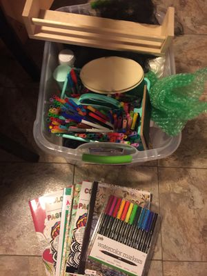 Arts and Craft supplies for Sale in Durham, NC