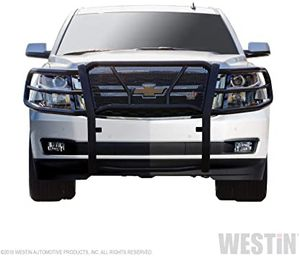 BRAND NEW Westin Black HDX Winch Mount Grille Guard (FITS CHEVY TAHOE & SUBURBAN 2015-2019) for Sale in Hialeah, FL