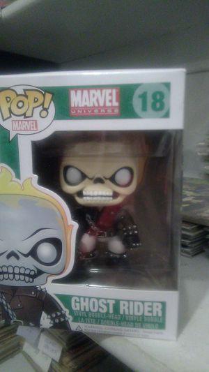 """FUNKO POP ... Marvel's """"GHOST RIDER"""" ! for Sale in Stockton, CA"""