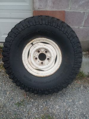 Bfgoodrich tire for Sale in Kennewick, WA